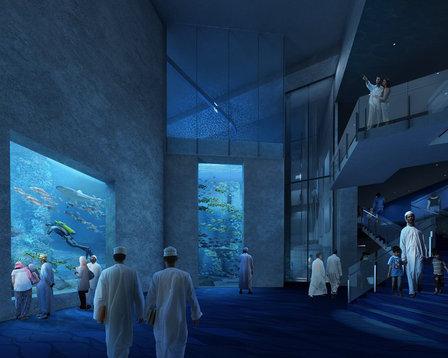 Oman aquarium2