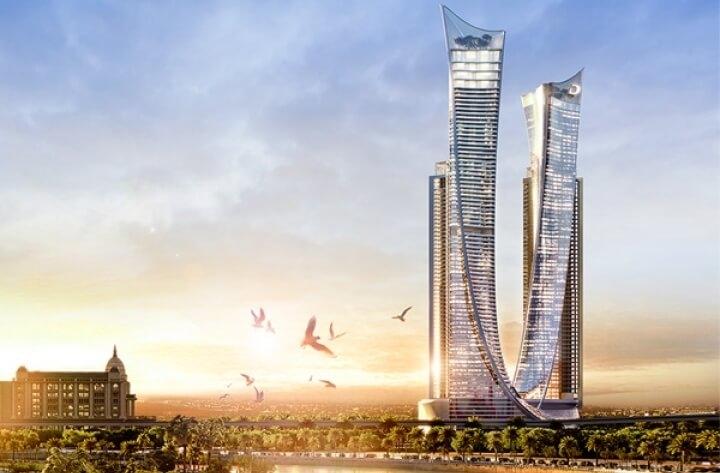 Damac Properties Dubai PSC : Dubai's Damac awards $117m