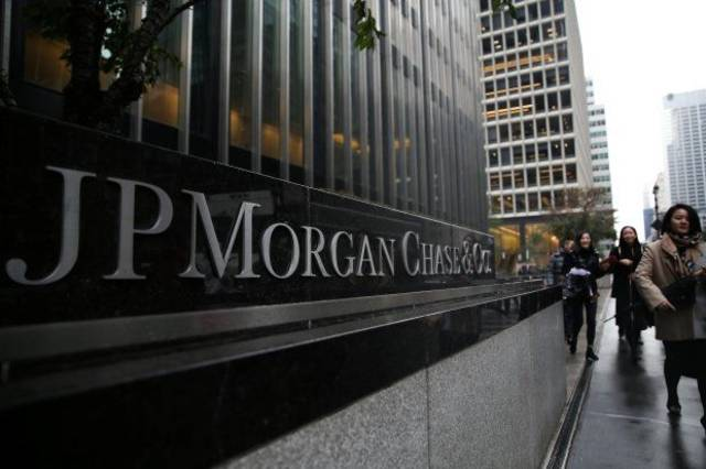 JP Morgan Chase mpany : Ireland's C bank imposes $1 8m fine one JP