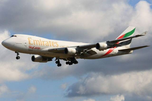 Dubai's airborne trade reaches AED 311bn in H1-19